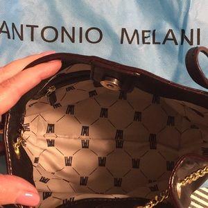 ANTONIO MELANI Bags - Antonio Melani Black Bucket Bag